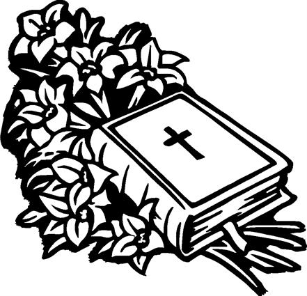 Bible07 with flowers