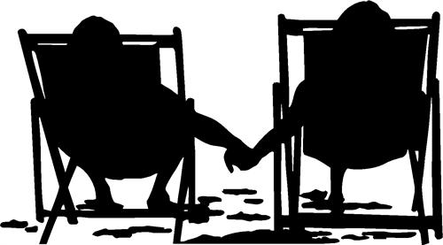 couple holding hands in chairs02