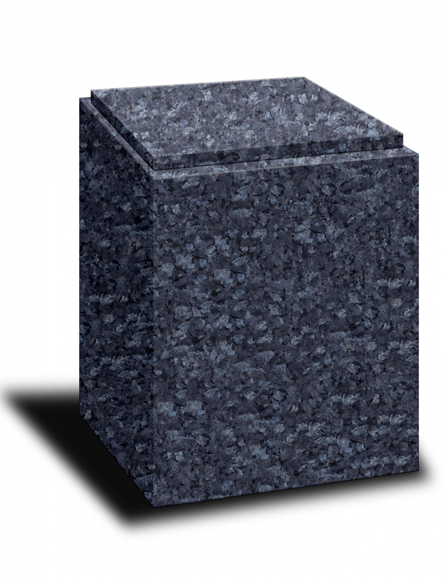 Cremation Urn Granite Rectangle